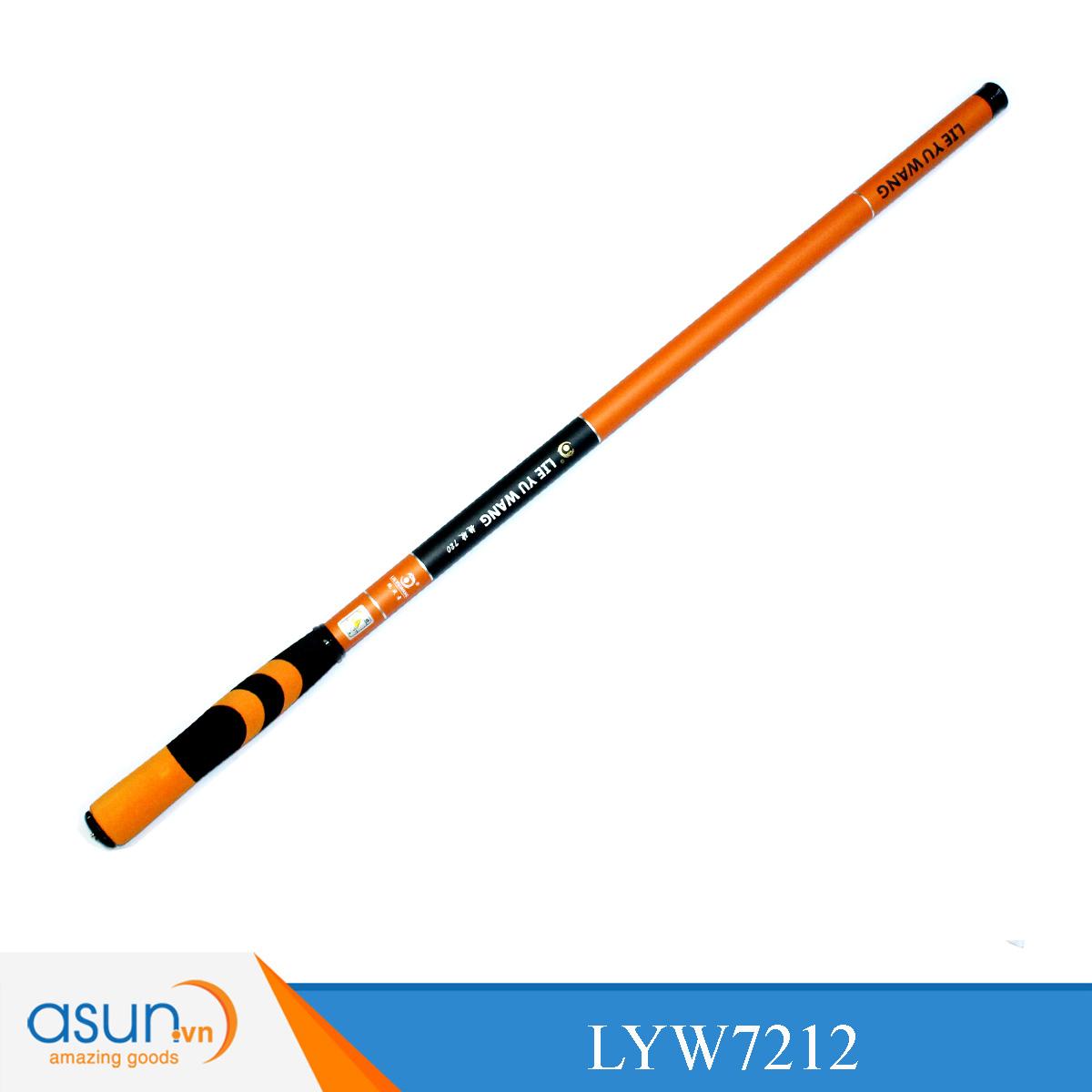 Cần Câu Tay Lei Yu Wang Màu Cam 7212 - 7m2 Cần câu chính hãng