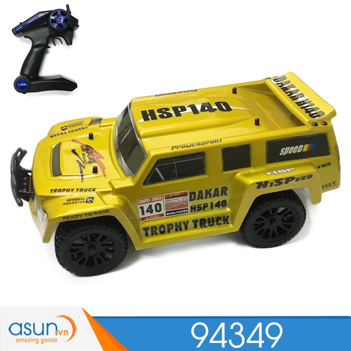 Xe Điều Khiển Từ Xa Trophy Truck HSP 94349 35-40km