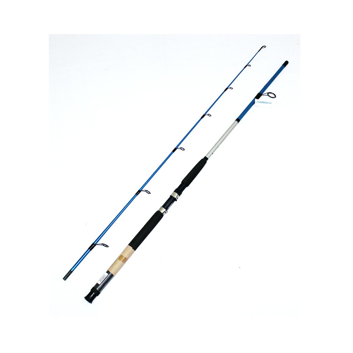 Cần Câu Hai Khúc Shimano Cruzar AX 2702 Màu Xanh Dương 2m1 Chính Hãng