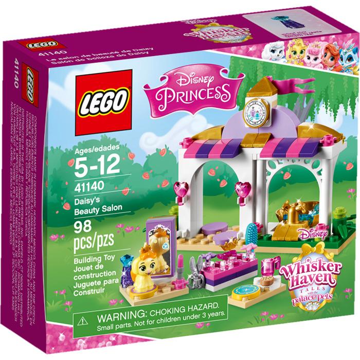 Đồ Chơi Xếp Hình - Salon Làm Đẹp Của Daisy Thương Hiệu LEGO