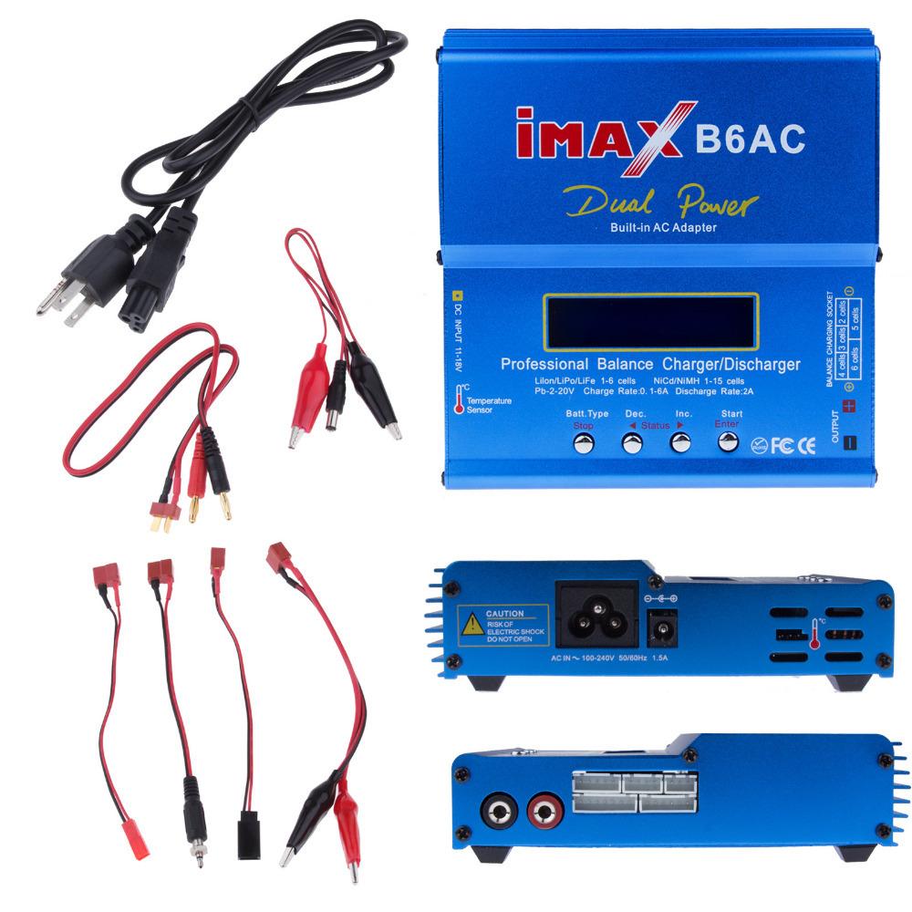 Bộ Sạc Imax B6AC Dual Power Sạc và Kích Pin