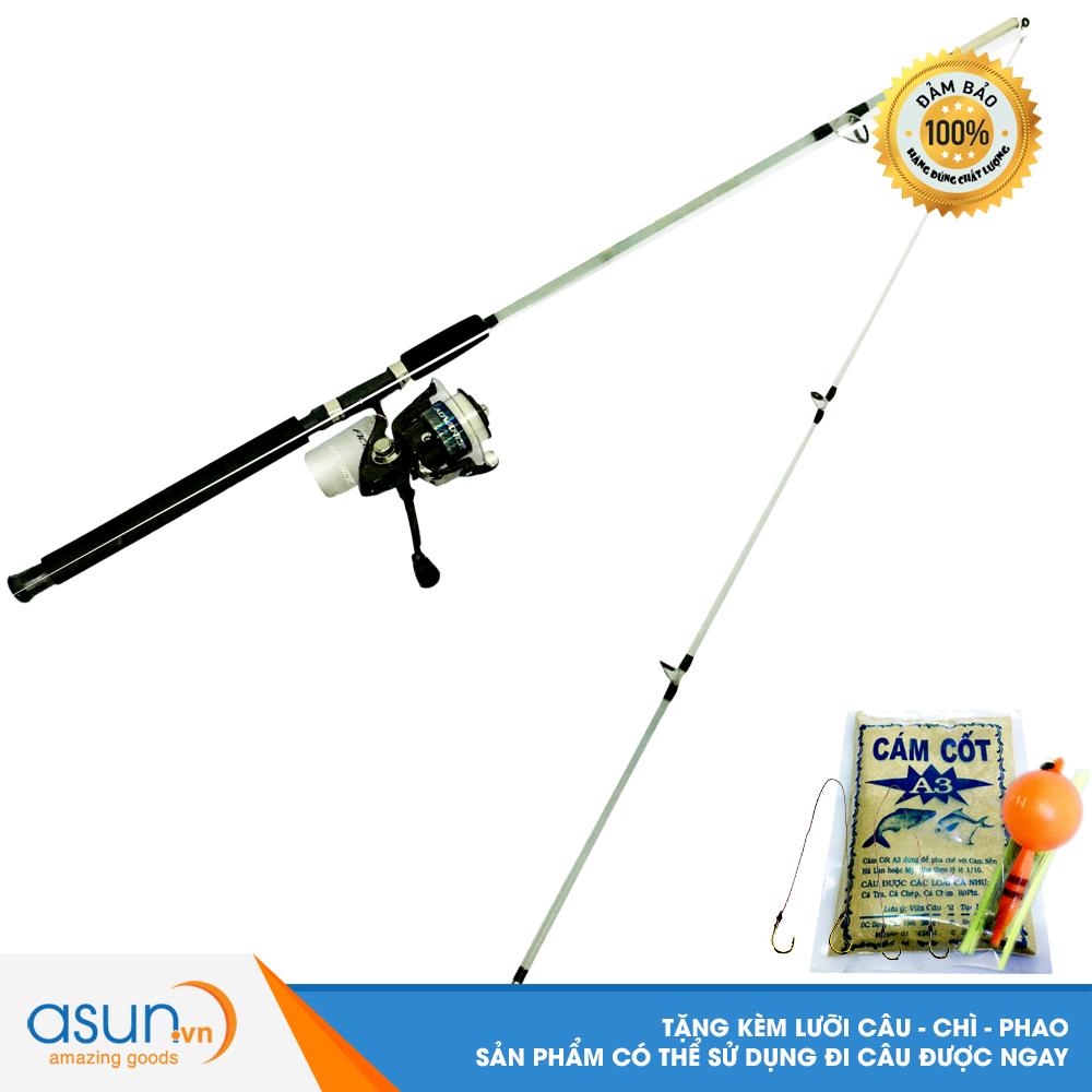 Bộ CầnCâu CáĐặc Trong Fishing 2m1 và Máy Câu Cá ADV-4000 - CBN13