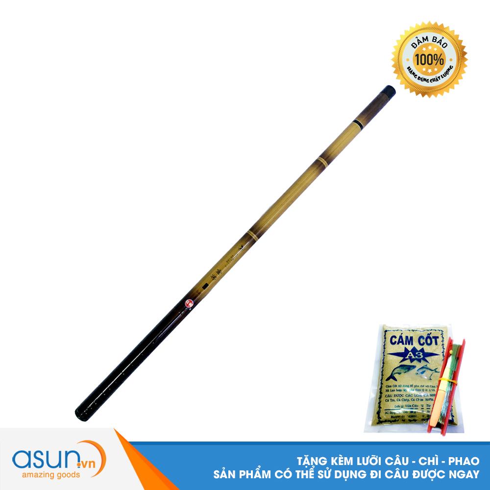 Bộ Cần tayCâu Cá Gw 5m4 và Phụ Kiện Câu Cá - CBN33
