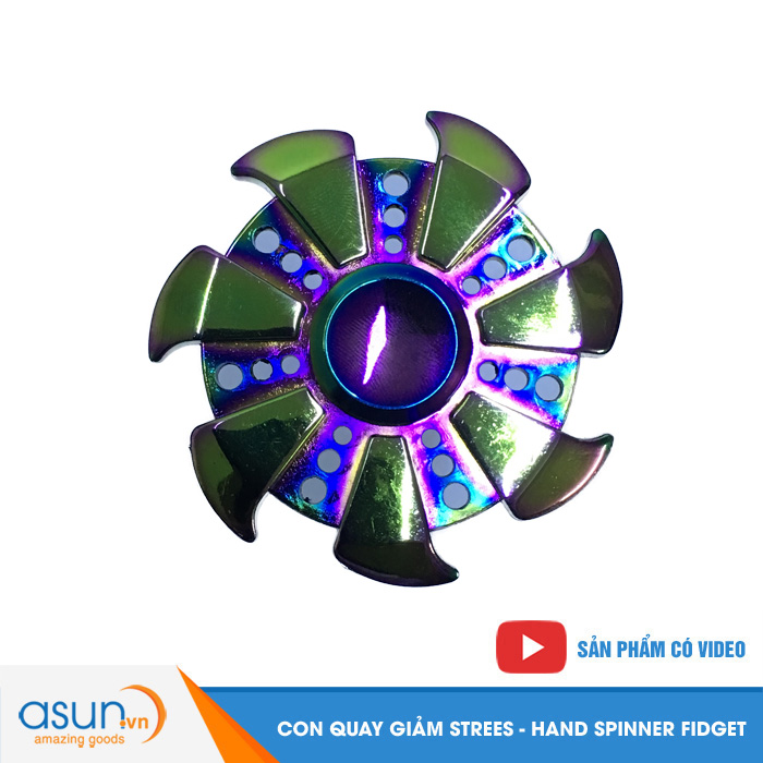 Con Quay Giảm Stress Guillotine 7 Màu Hand Spinner - Fidget Spinner Hot 2017