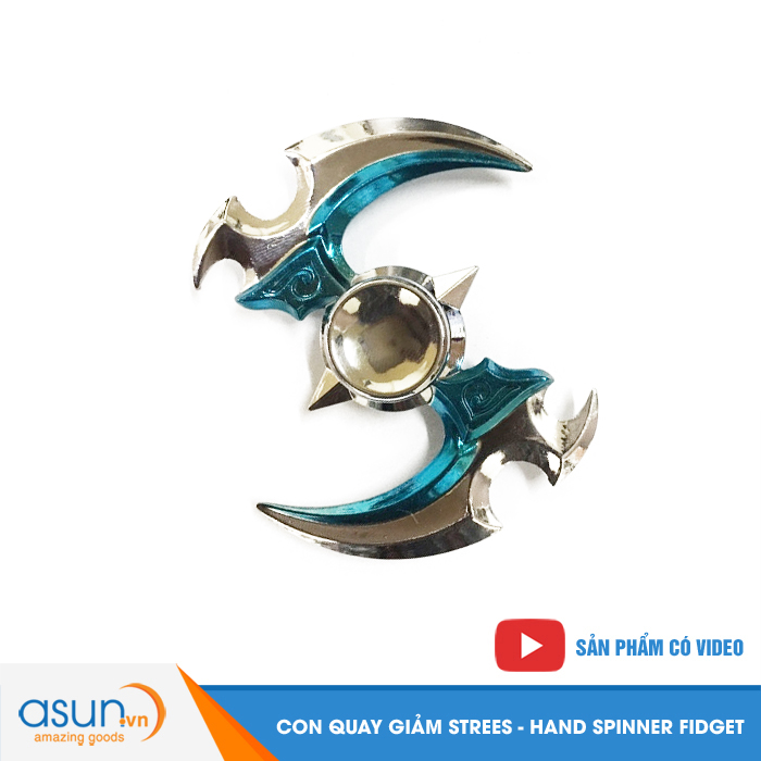 Con Quay Giảm Stress Sharp Hand Spinner - Fidget Spinner 2017