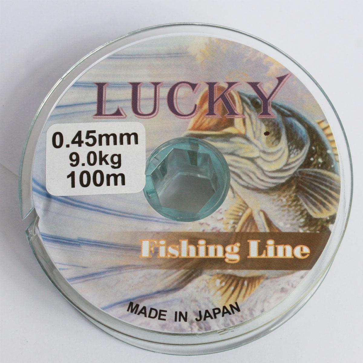 Phụ Kiện Câu Cá -Dây Câu Cá Lucky 100m