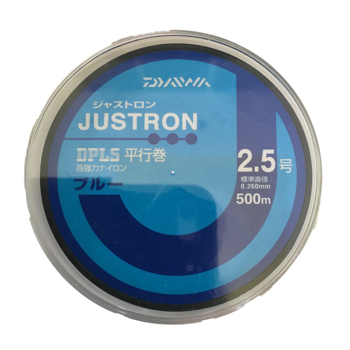 Dây Cước Câu Cá Daiwa Justron Xanh Dương Cuộn 500mCH