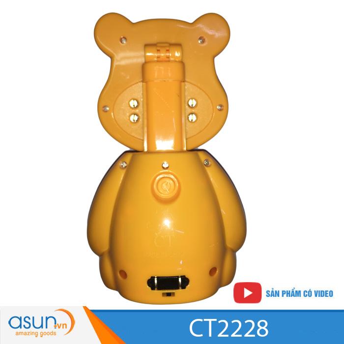 Đèn Led để bàn CT2228 Bear