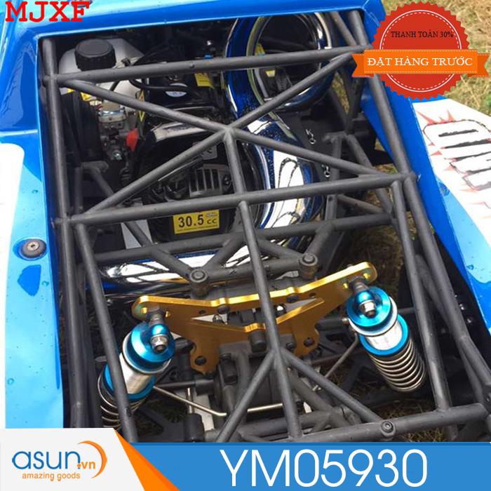 HÀNG ĐẶT TRƯỚC ComboXeA92- A95Điều Khiển Từ Xa YM05930 Máy 30.5cc Tỉ Lệ 1:5 90-100km