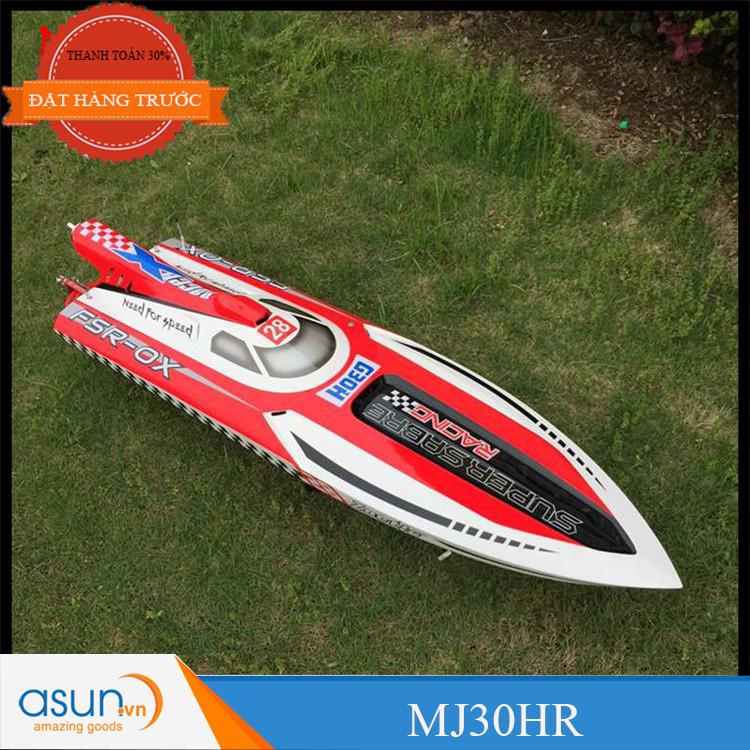 HÀNG ĐẶT TRƯỚC - HÀNG ORDER - Tàu - Cano Chạy Xăng MJXF - MJ30HR