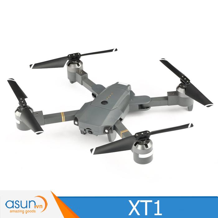 Máy Bay Điều Khiển Gấp Cánh Drone XT1 Camera Wifi 720HD