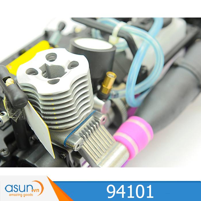 ComboXe Xăng Nitro Điều Khiển  HSP 1:10 94101 On Road 4WD