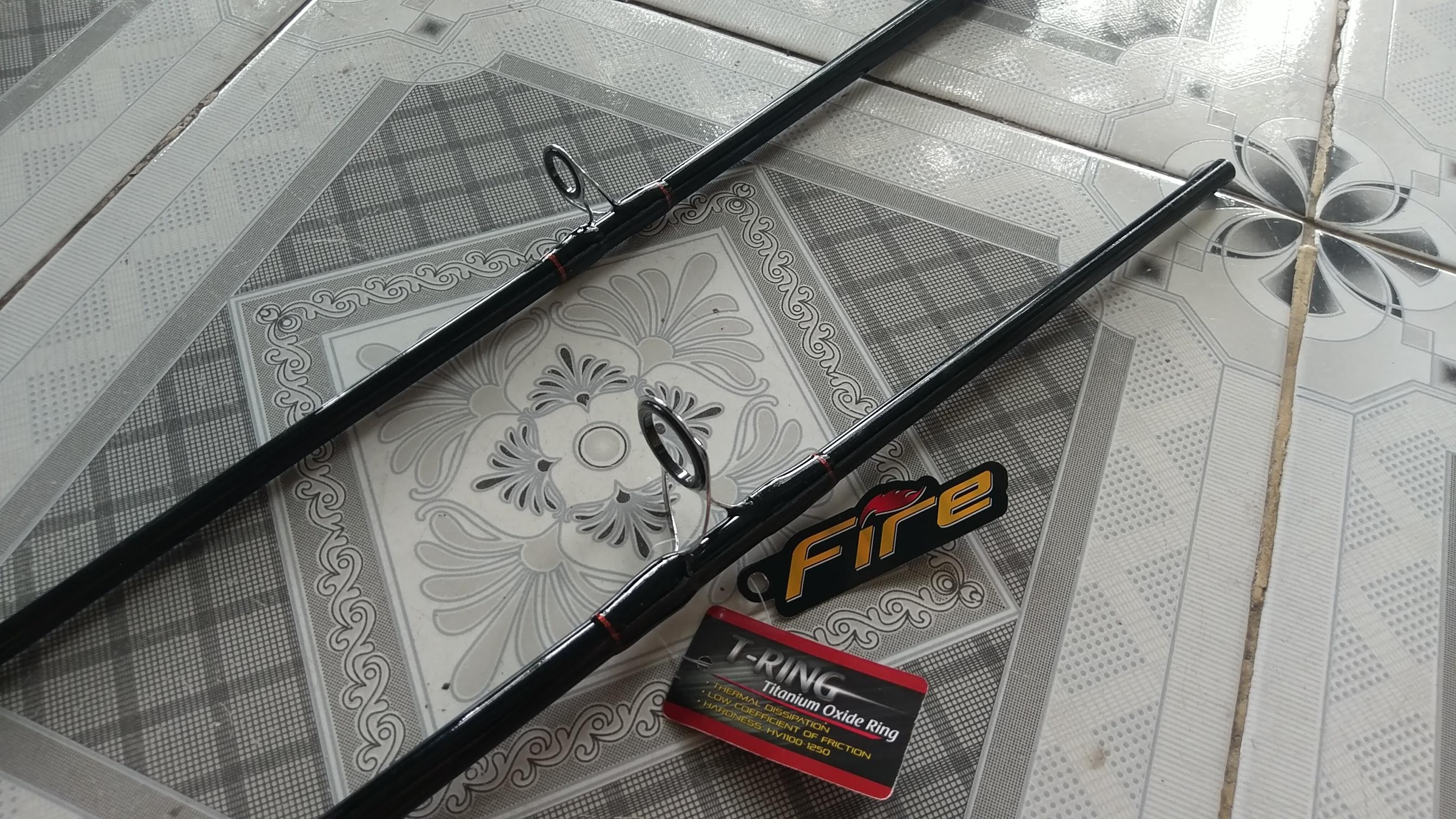 Cần câu bạo lực Pioneer Fire 2m4