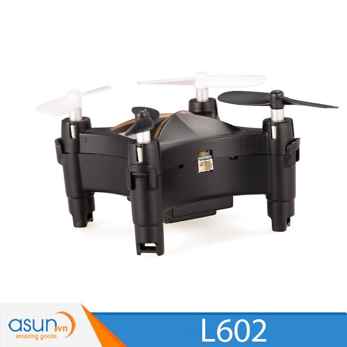 Máy Bay Điều Khiển Gấp Cánh L602 Wifi Camera Cảm Biến Quang Học