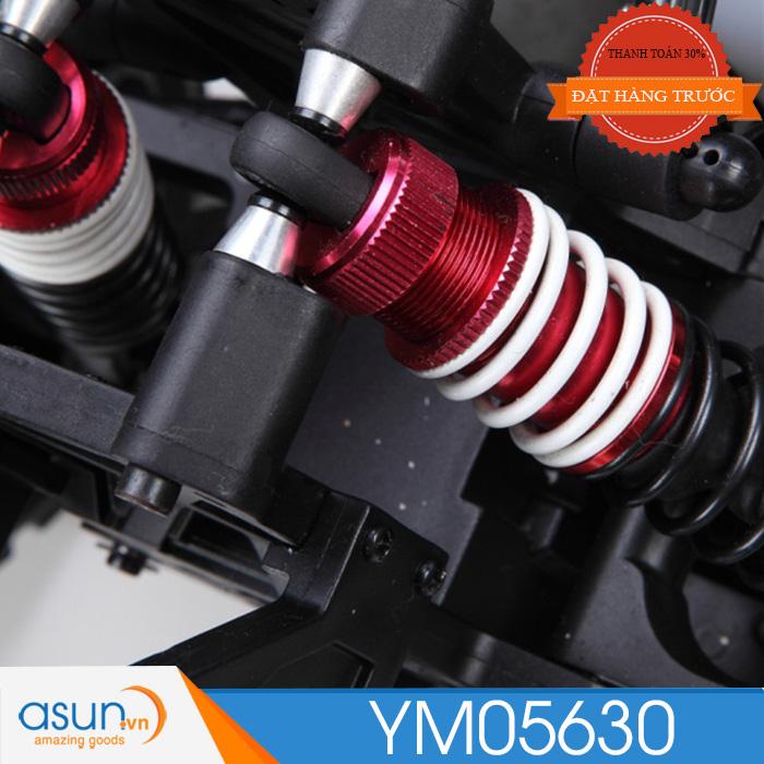 HÀNG ĐẶT TRƯỚC Combo Xe Xăng A92- A95Điều Khiển BAJA 30cc  YM05630 Tỉ lệ 1-5