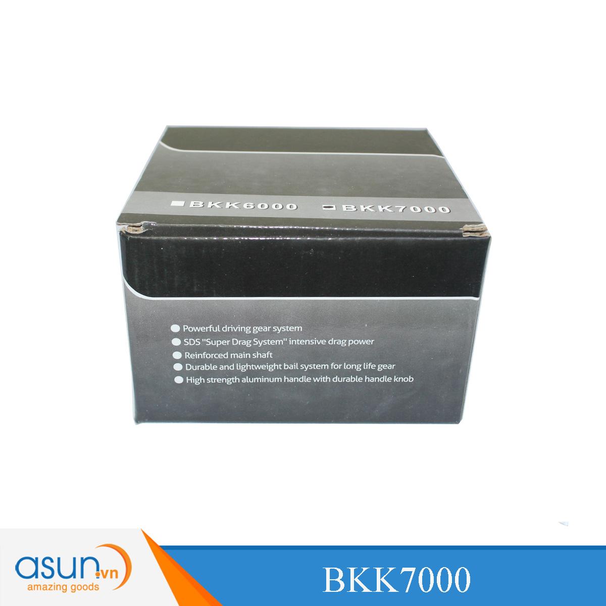 Máy Câu Đứng I Lure BKK7000 - Chính Hãng Bảo Hành 3 Tháng