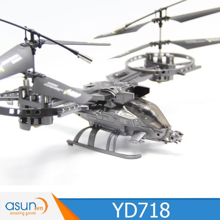 Máy bay trực thăng Avatar điều khiển Attop YD718 4.5 Kênh Avatar