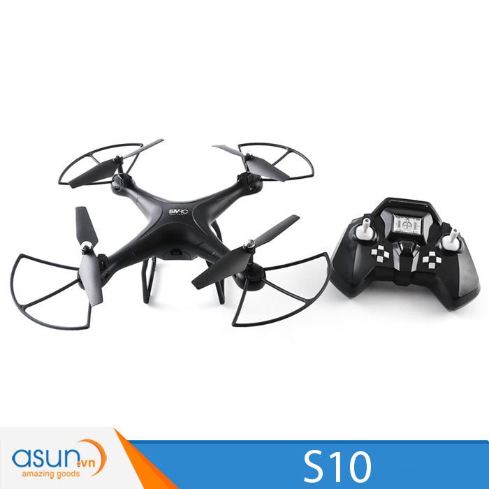 Máy Bay Điều Khiển Từ Xa 4 Cánh Drone SMRC S10 Quadcopter Nhào Lộn
