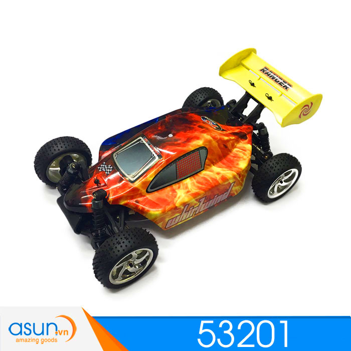 Xe Buggy Điều Khiển Từ Xa FS Racing 53201 4WD 1:10