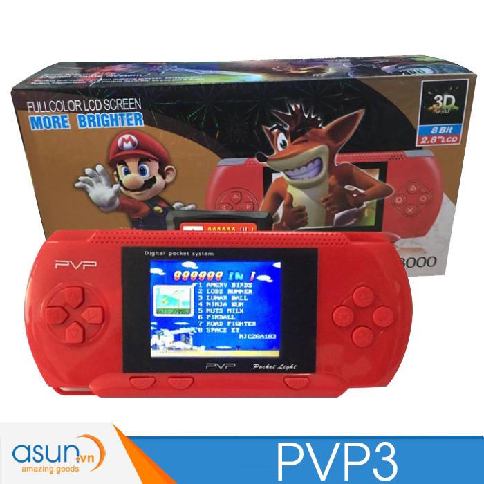 Máy Chơi Game Cầm Tay PVP3 PVP Station Light 3000
