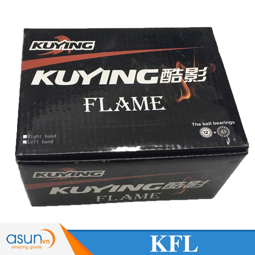 Máy Câu Ngang Kuying Flame tay trái bảo hành 1 năm