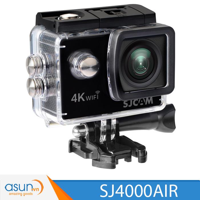 Camera Hành Trình SJcam SJ4000 AIR Wifi 4k Chống Nước