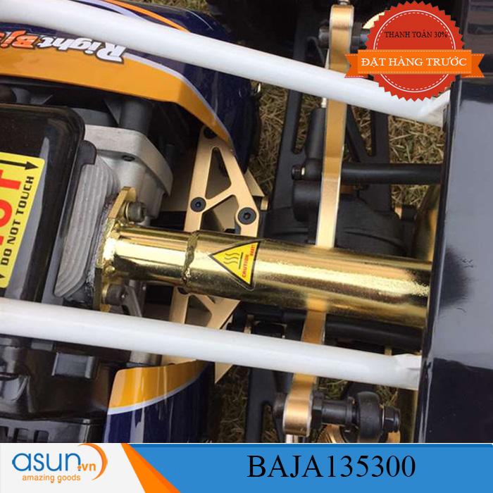 HÀNG ĐẶT TRƯỚC Combo Xe Xăng Nitro Điều Khiển BAJA13530 Tỉ lệ 1-5
