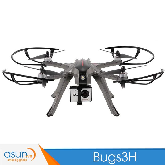 Máy Bay Điều Khiển Từ Xa MJX Bugs 3H Giữ độ cao B3H Camera C4000 1080P