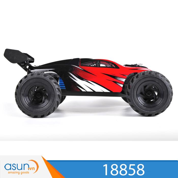 Xe Điều Khiển Địa Hình 4WD HBX 18858 30km tỉ lệ 1:18