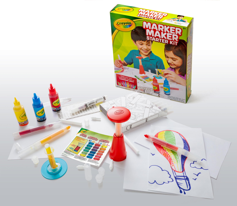 Đồ Chơi Cho bé - Bộ Chế Tạo Bút Lông Mini-7460800000