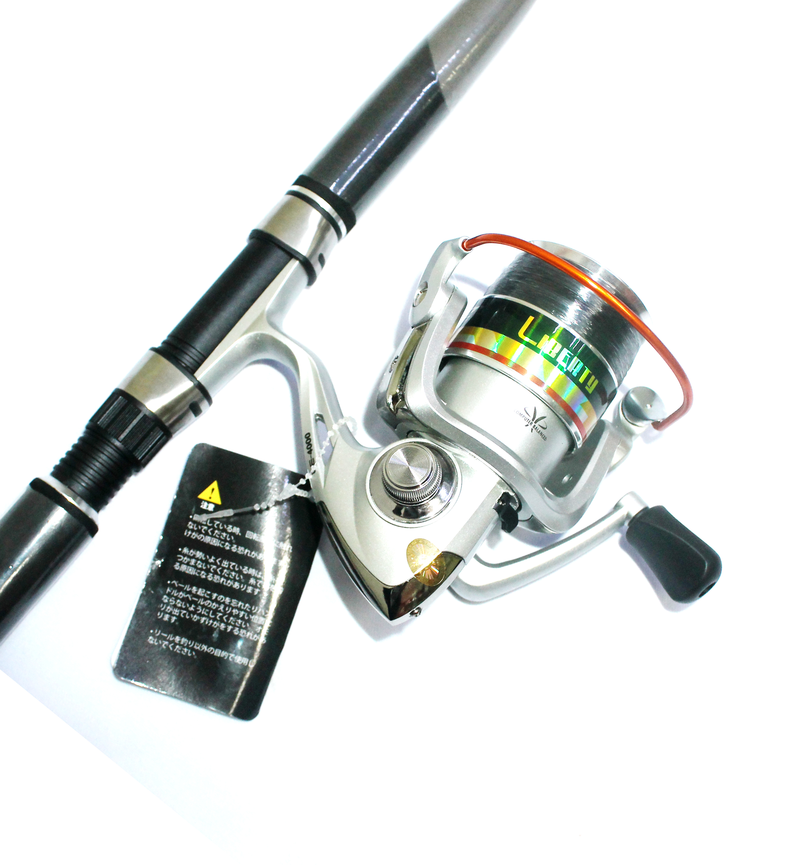 Bộ CầnCâu Cá Venom 2m1  và Máy Câu Cá LE4000  - CBN91