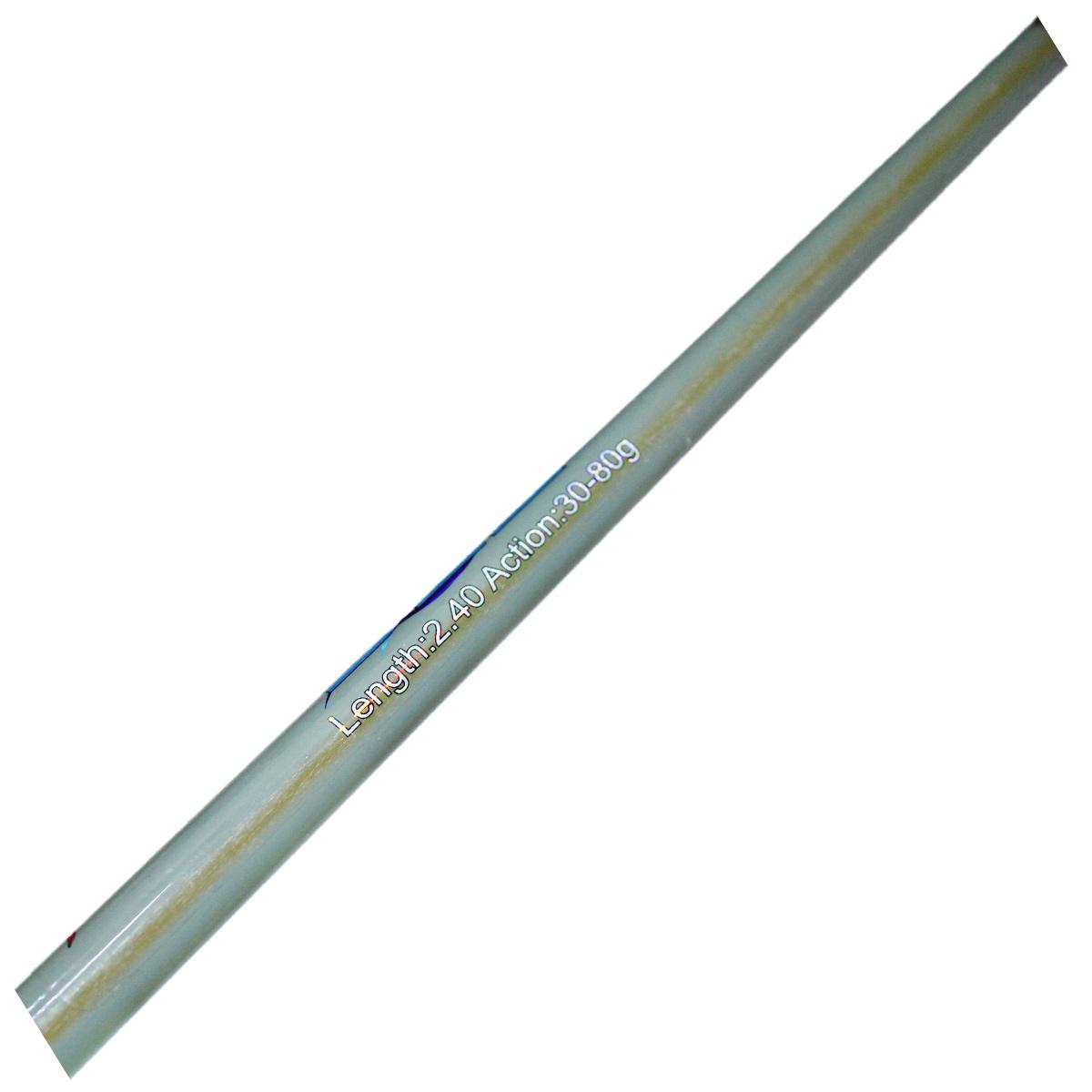 Cần Câu Máy Hai Khúc Đặc Trong DLE 2402 - 2m4 Cần Phổ Thông