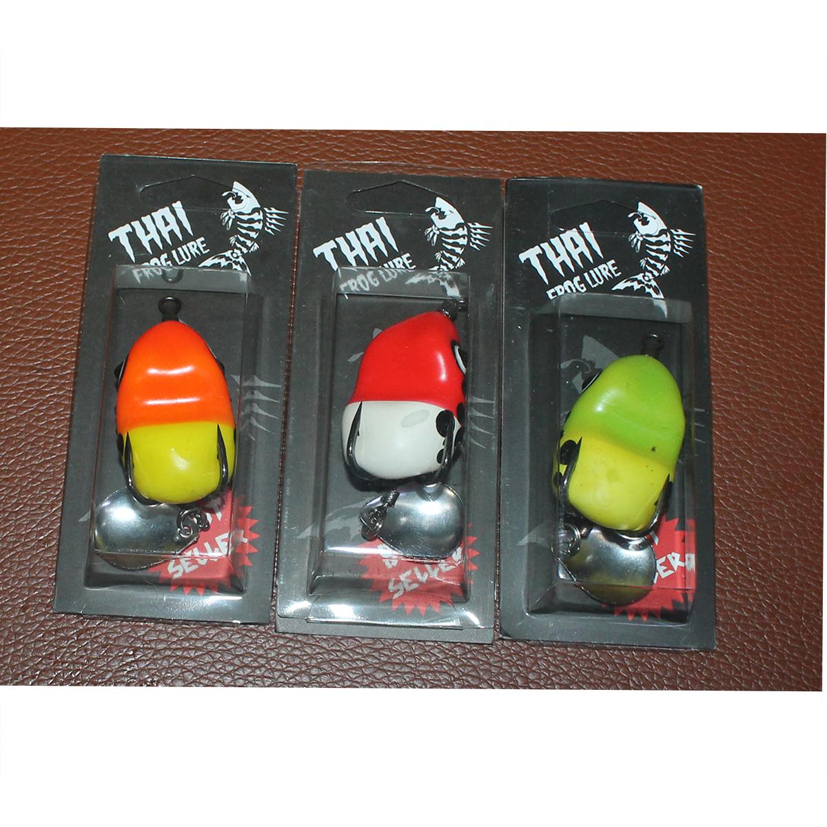 Mồi Câu Cá Giả - Chuột Mềm Thái Lan Thai Frog Lure