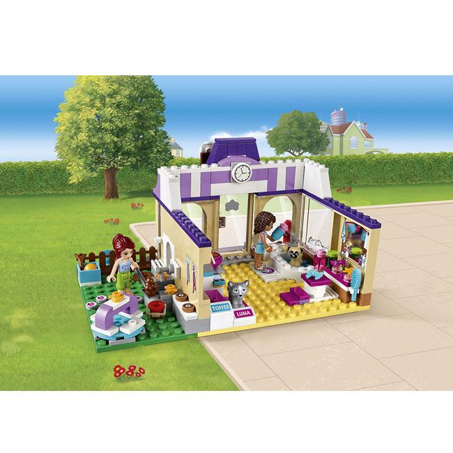 Đồ Chơi Xếp Hình - Ngày chăm sóc thú cưng ở Heartlake Thương Hiệu LEGO
