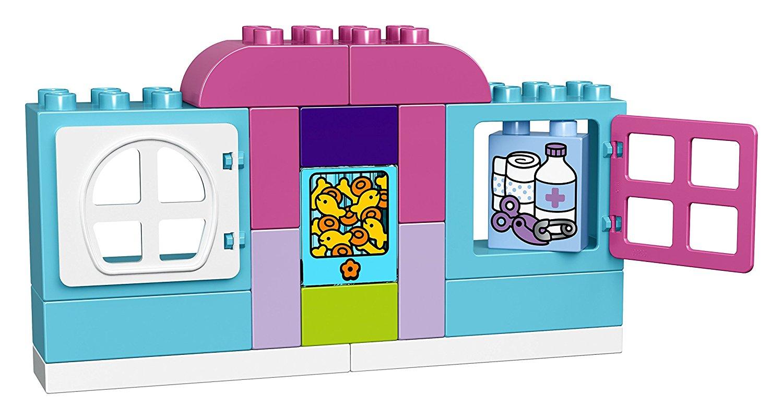 Đồ Chơi Xếp Hình - Phòng Khám Thú Cưng Của Bác Sỹ Mcstuffins Thương Hiệu LEGO