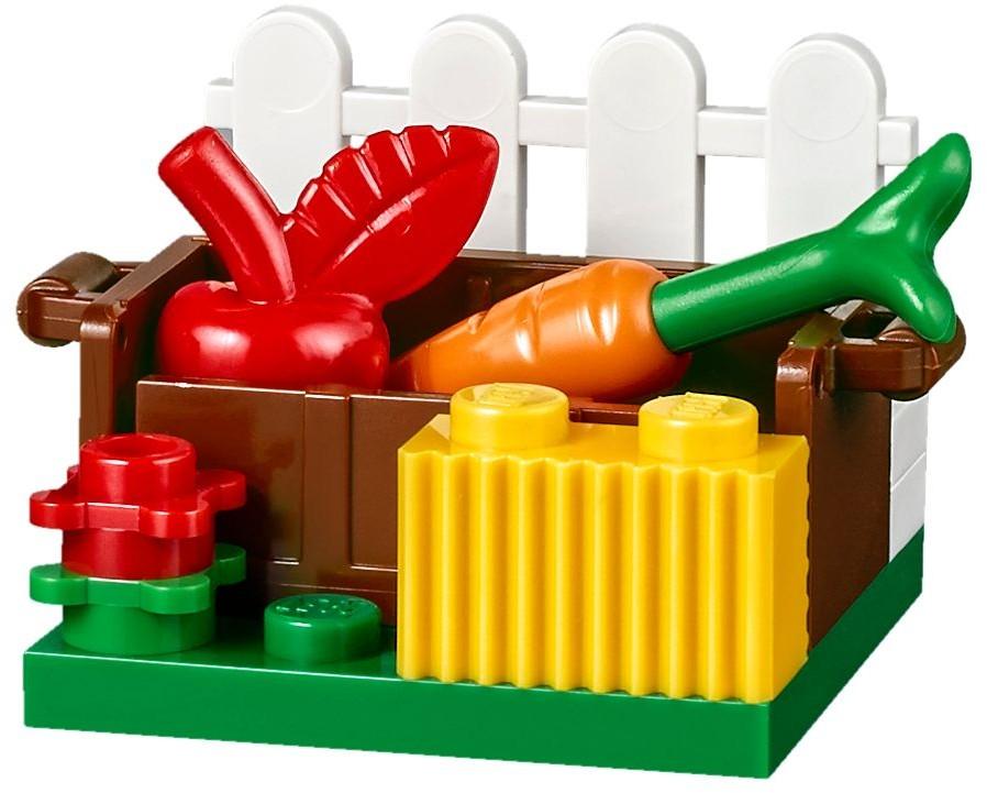 Đồ Chơi Xếp Hình - Trạm chăm sóc ngựa Thương Hiệu LEGO