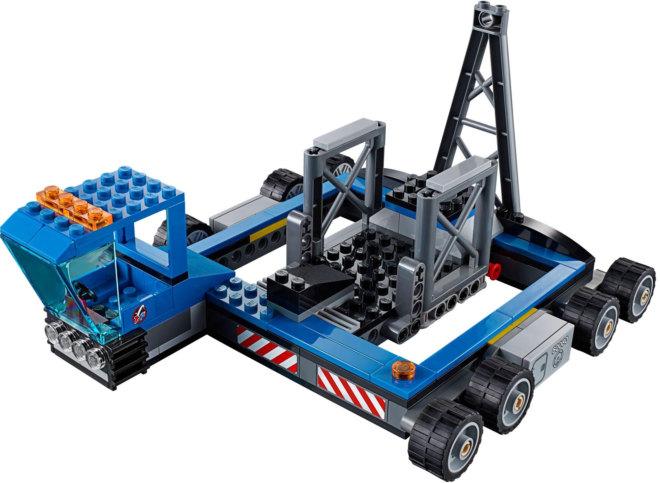 Đồ Chơi Xếp Hình - Trạm Không Gian Thương Hiệu LEGO