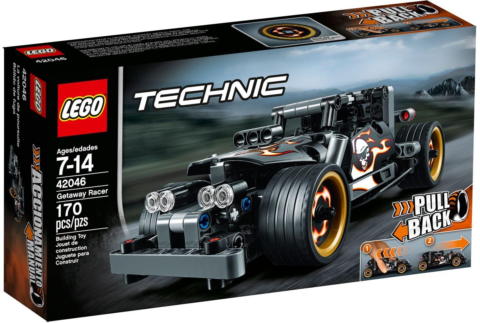 Đồ Chơi Xếp Hình -  Xe Đua Đường Phố Thương Hiệu LEGO