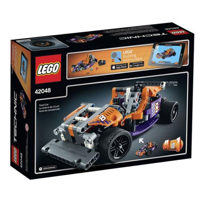 Đồ Chơi Xếp Hình - Xe Đua Thể Thức 1 Mini Thương Hiệu LEGO