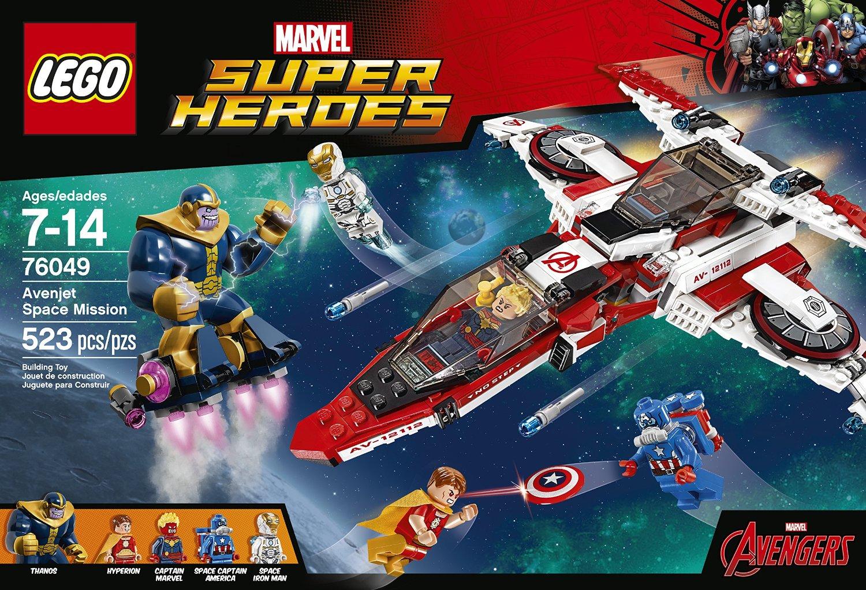 Đồ Chơi Xếp Hình - Cuộc Chiến Dải Ngân Hà Thương Hiệu LEGO
