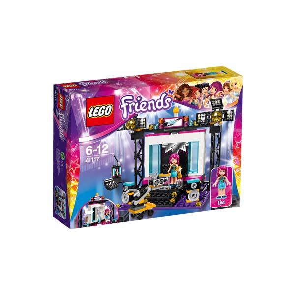 Đồ Chơi Xếp Hình -  Trường Quay Ngôi Sao Thương Hiệu LEGO