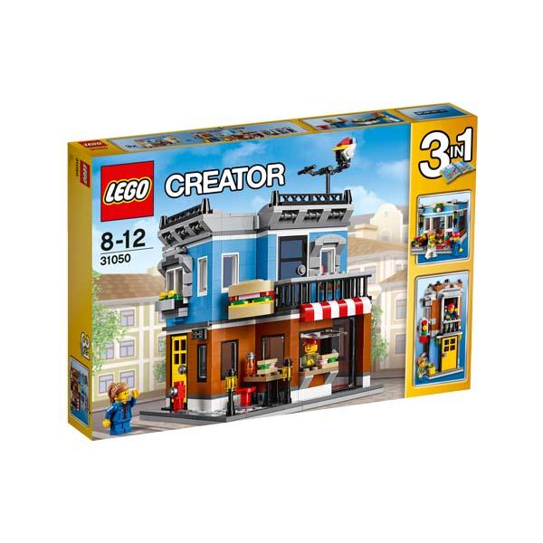 Đồ Chơi Lego - Quán Ăn Góc Phố