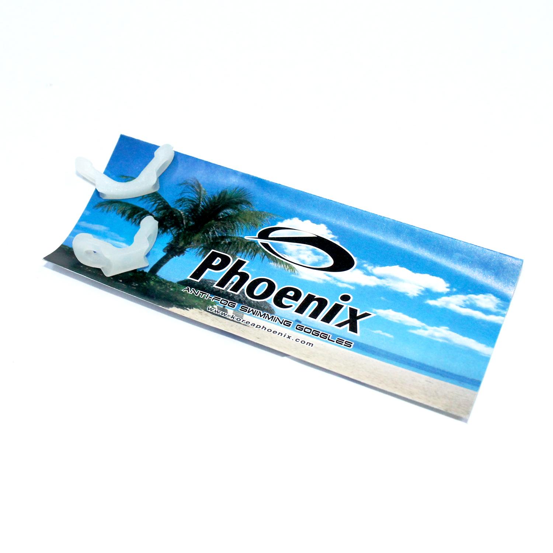 Kính bơi phoenix chuyên nghiệp Hàn Quốc màu xanh PN405-Blue