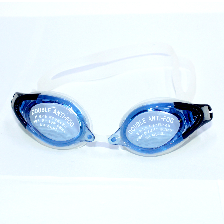 Kính bơi phoenix chuyên nghiệp Hàn Quốc màu xanh đậm PN411BL