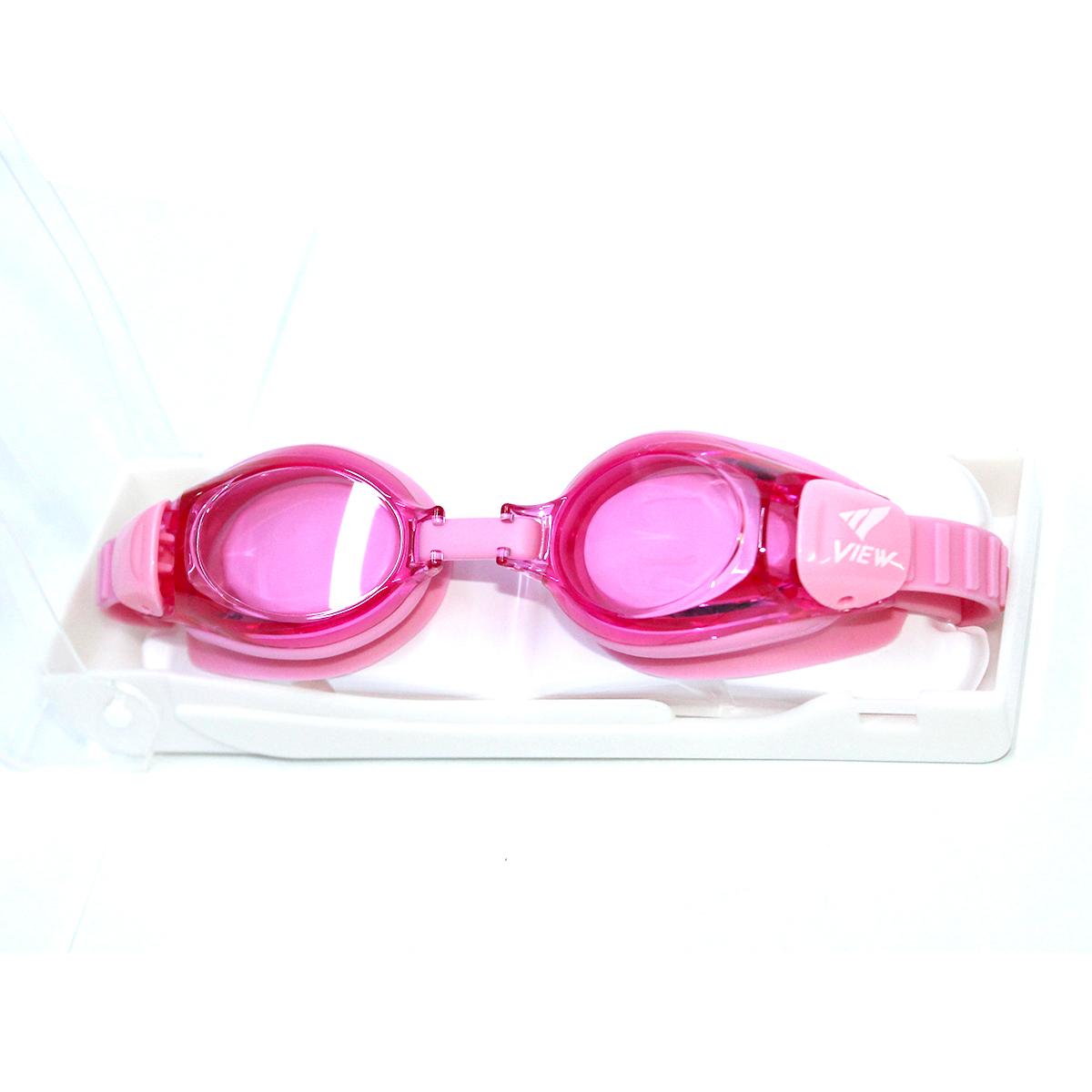 Kính Bơi trẻ em hàng nhật Màu hồng ViewV730PK
