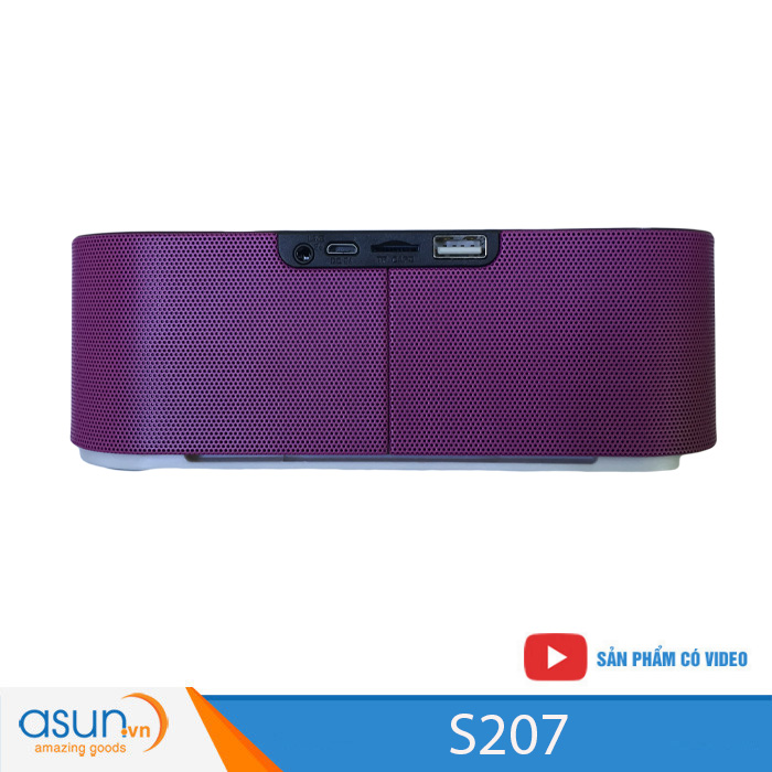 Loa S207  Bluetooth Mini Speaker