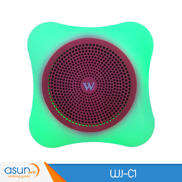 Loa Bluetooth Mini Speaker WJC1red