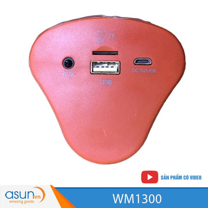 Loa WM1300  Bluetooth Mini Speaker