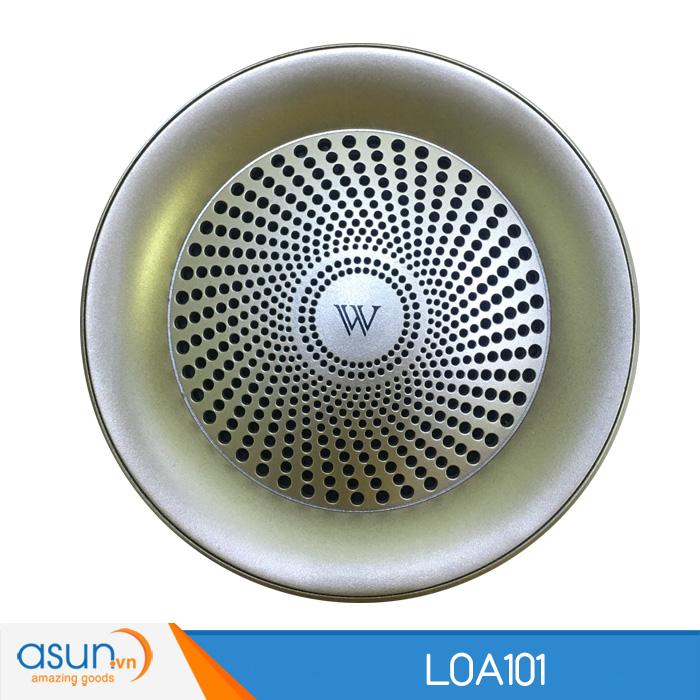 Loa Bluetooth Mini Speaker 101 Golden