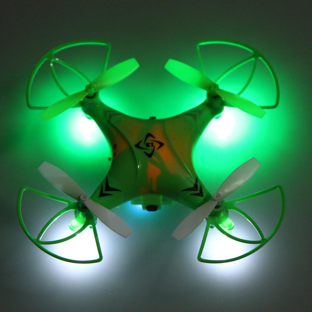 Máy bay điều khiển UFO LS115 Màu xanh lá